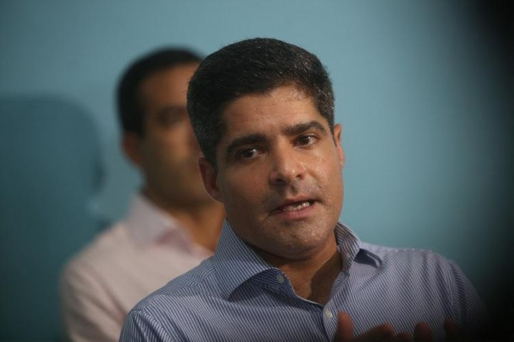 Neto evitou comentar os fundamentos da prisão de Queiroz, no entanto | Foto: Valter Pontes | Secom - Foto: Valter Pontes | Secom
