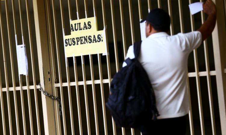Redes de apoio virtuais podem ajudar enquanto as escolas não abrem | Foto: Marcelo Camargo | Agência Brasil - Foto: Marcelo Camargo | Agência Brasil