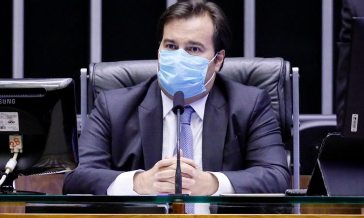 Presidente da Câmara quer política que garanta renda mínima permanente   Foto: Maryanna Oliveira   Câmara dos Deputados - Foto: Maryanna Oliveira   Câmara dos Deputados