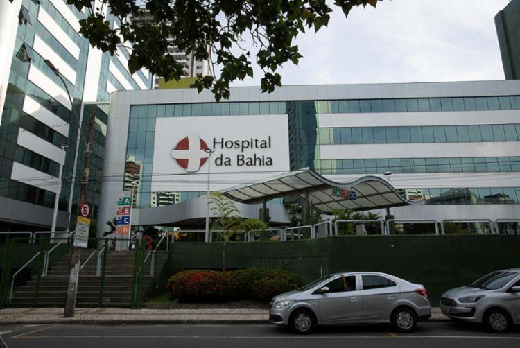 Hospital de Bahia tem uma receita anual de RS 300 milhões e cerca de 300 leitos operacionais | Foto: Shai Andrade | Ag. A TARDE - Foto: Shai Andrade | Ag. A TARDE