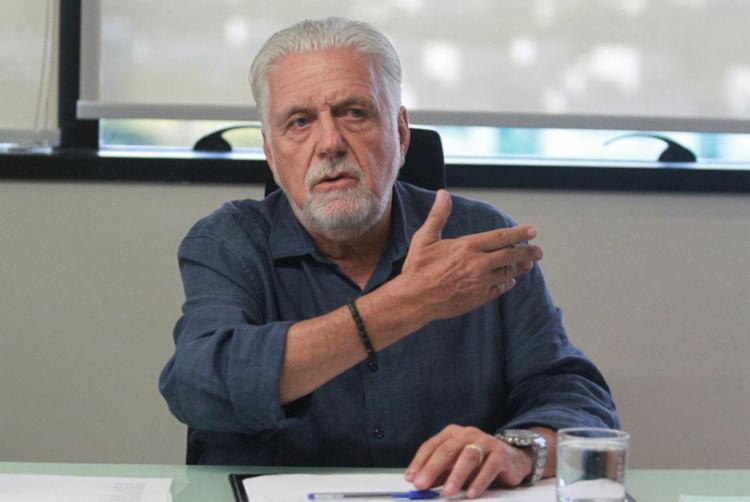 Senador Jaques Wagner (PT-BA)   Foto: Tiago Caldas   Ag. A TARDE - Foto: Foto: Tiago Caldas   Ag. A TARDE