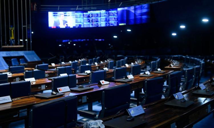 A proposta foi alvo de muitos ataques nas redes sociais nos últimos dias | Foto: Jane de Araújo | Agência Senado - Foto: Jane de Araújo | Agência Senado
