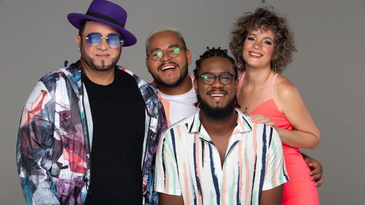 Grupo é atração neste sábado | Foto: Divulgação - Foto: Divulgação