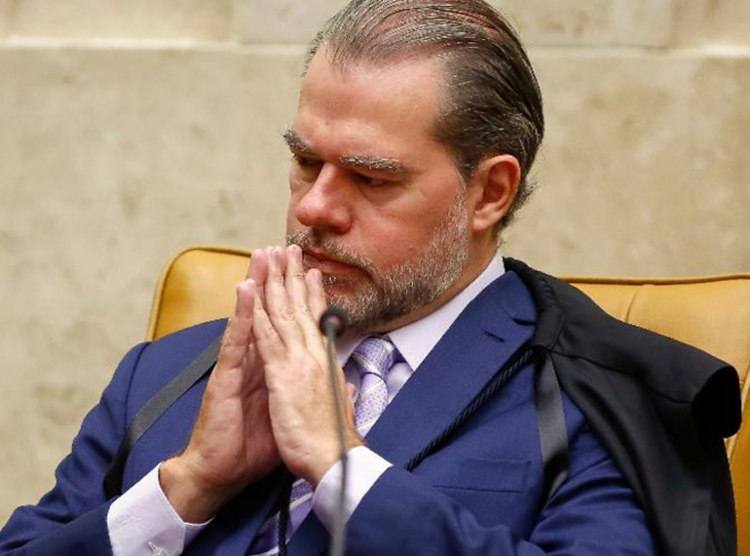 Julgamento foi marcado pelo presidente do STF, Dias Toffoli | Foto: Sergio Lima | AFP - Foto: Sergio Lima | AFP
