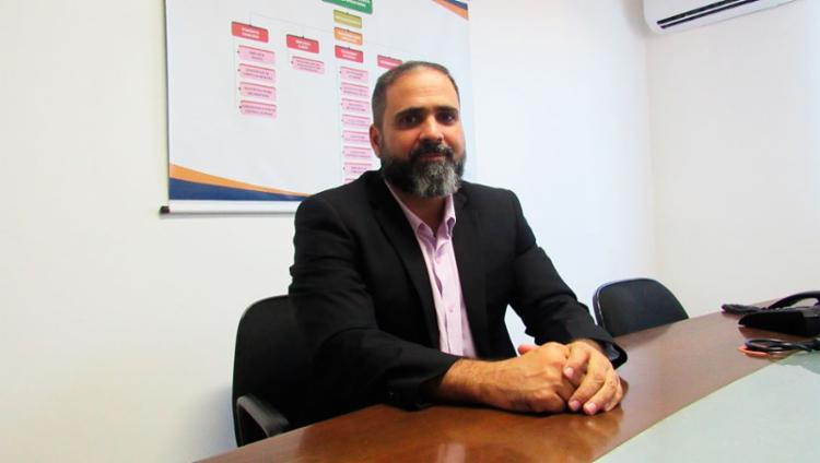 Carlos Emanuel Melo é presidente da Liga Álvaro Bahia   Foto: Divulgação - Foto: Divulgação