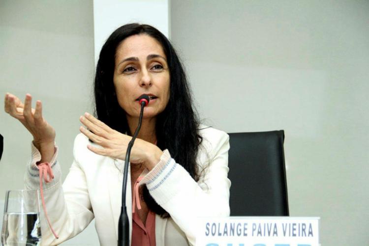 Solange Vieira se envolveu em escândalos | Foto: Abdid | Divulgação - Foto: Abdid | Divulgação