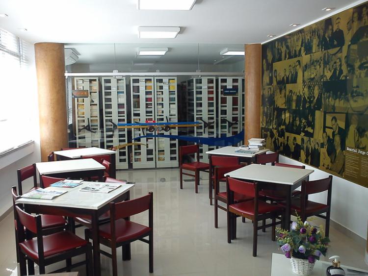 Biblioteca passará por aprimoramentos | Foto: ABI-BA - Foto: ABI-BA