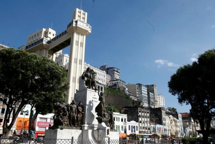 Resultado da Bahia foi mais acentuado que a variação nacional   Foto: Joá Souza   Ag. A TARDE - Foto: Joá Souza   Ag. A TARDE   Arquivo
