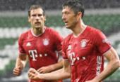 Bayern faz final da Copa da Alemanha contra Leverkusen e sonha com tríplice coroa | Foto: Martin Meissner | AFP