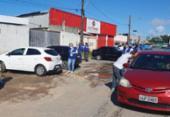 Força-tarefa desarticula feira clandestina de carros na Paralela | Foto: Divulgação