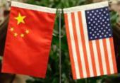 China e EUA voltam a discutir relações comerciais | Foto: Jason Lee | AFP