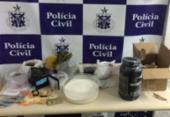 Polícia desmonta esquema de tráfico de ecstasy pelos Correios | Foto: Divulgação | SSP