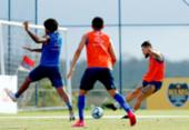 Bahia encerra preparação para partida de decisão da Copa do Nordeste | Foto: Felipe Oliveira | EC Bahia