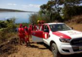 Cinco pessoas estão desaparecidas após embarcação virar no Rio Paraguaçu | Foto: Divulgação | Corpo de Bombeiros
