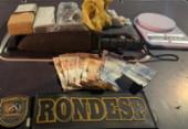 Suspeito de tráfico e homicídio é preso no Engenho Velho da Federação | Foto: Divulgação | SSP