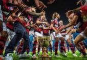 Flamengo conquista Taça Rio e é primeiro time campeão em 2020 | Foto: Divulgação | Redes Sociais