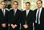 Filhos de Bolsonaro criticam PL das fake news aprovado no Senado | Foto: Divulgação