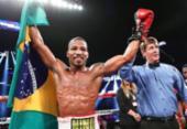 Medalhista olímpico, boxeador baiano anuncia retorno aos ringues | Foto: Divulgação | Top Rank