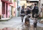 Polícia faz operação de ocupação no Engenho Velho da Federação | Foto: Alberto Maraux | SSP-BA