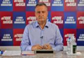 Prefeitos da RMS discutem com governador a retomada das atividades | Foto: Divulgação