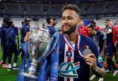 Neymar decide o jogo, e PSG conquista a Copa da França | Foto: Geoffroy Van Der Hasselt | AFP
