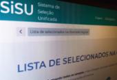 Resultado do Sisu do segundo semestre já está disponível no site | Foto: Agência Brasil
