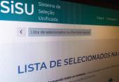 Matrícula dos aprovados na primeira chamada do Sisu começa nesta quinta | Foto: Agência Brasil
