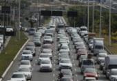 Nova via, ligando avenidas Tamburugy e Paralela, será inaugurada nesta segunda | Foto: Joá Souza | Ag. A TARDE
