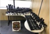 PF cumpre mandados de prisão em oito estados por tráfico de armas | Foto: Divulgação | PF