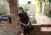 Registros de queda de idosos crescem na pandemia | Raphael Müller | Ag. A TARDE