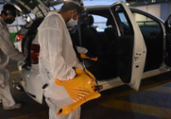 Centro de Higienização é instalado em Salvador | Divulgação | Uber