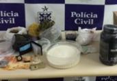 Polícia desmonta tráfico de ecstasy pelos Correios | Divulgação | SSP