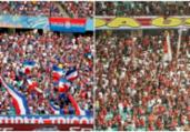 Torcedores e conselheiros projetam futuro do futebol   Felipe Oliveira   EC Bahia e Adolfo Freitas   EC Vitória