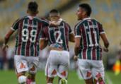 Fluminense supera Flamengo e conquista Taça Rio   Lucas Mercon   Fluminense