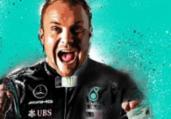 Com punições e protestos, Bottas vence GP da Áustria   Reprodução   Twitter