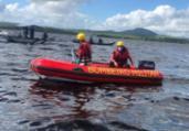 Bombeiros encontram últimas vítimas de naufrágio | Divulgação | Corpo de Bombeiros Militar da Bahia