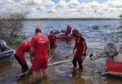 Três corpos são encontrados em Cabaceiras do Paraguaçu | Divulgação | CBMBA