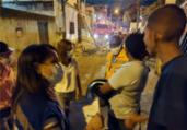 Famílias recebem ajuda após desabamento de marquise | Divulgação