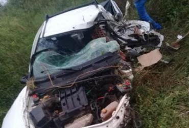 Homem morre após grave acidente em Riachão do Jacuípe