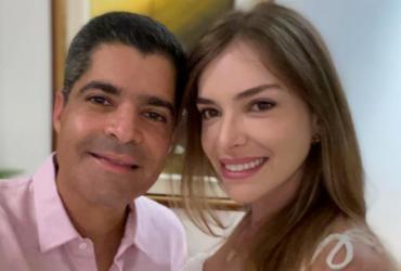ACM Neto e Mariana Barreto estão noivos | Reprodução