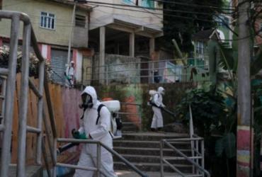 América Latina se torna segunda região com mais mortes | AFP|