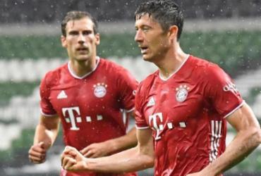 Bayern faz final da Copa da Alemanha contra Leverkusen e sonha com tríplice coroa | Martin Meissner | AFP