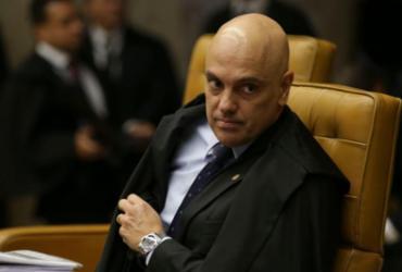 Alexandre de Moraes autoriza acesso da PF a dados da investigação do Facebook   Divulgação