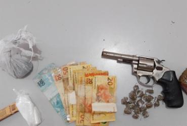Menor é apreendido com drogas no interior da Bahia