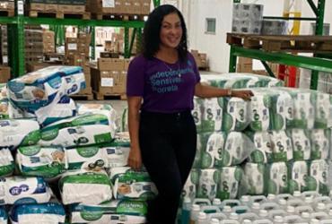 Asilos recebem kits de higiene, álcool em gel e repelentes de indústria baiana | Divulgação