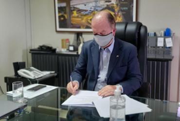 Governo do Estado assina protocolo com Proquigel para reativação da Fafen-BA | Ascom | SDE