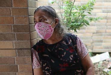 Registros no Samu de queda de idosos crescem na pandemia | Raphael Müller | Ag. A TARDE