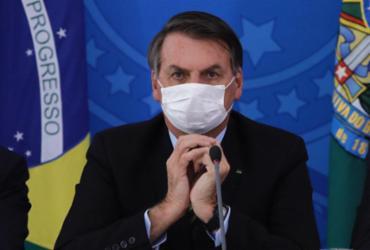 Bolsonaro no palanque   Agência Brasil