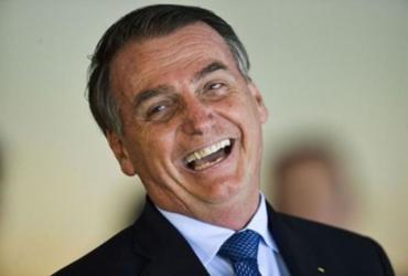 Bolsonaro comemora chegada de 40 mil doses de cloroquina em Porto Seguro
