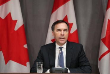 Canadá alcançará déficit fiscal recorde pela pandemia | Dave Chan | AFP